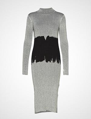 HUGO kjole, Sprinty Knelang Kjole Sølv HUGO