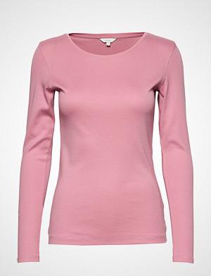 Signal T-skjorte, T-Shirt/Top T-shirts & Tops Long-sleeved Rosa SIGNAL