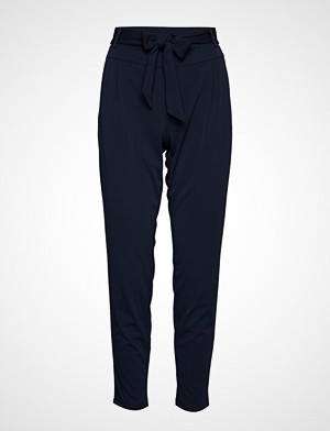 Betty Barclay bukse, Pants Classic 1/1 Length Bukser Med Rette Ben Blå Betty Barclay