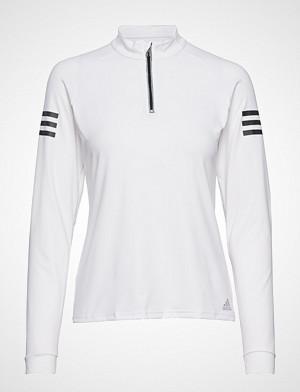 adidas Tennis T-skjorte, Club Midlayer W T-shirts & Tops Long-sleeved Hvit ADIDAS TENNIS
