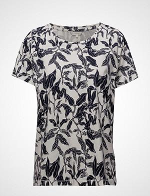 Signal T-skjorte, T-Shirt/Top T-shirts & Tops Short-sleeved Multi/mønstret SIGNAL