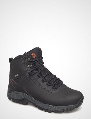 Merrell boots, Vego Mid Lthr Wtpf Snørestøvletter Støvletter Svart MERRELL