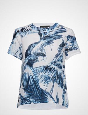 Sportmax Code T-skjorte, Cadine T-shirts & Tops Short-sleeved Blå SPORTMAX CODE