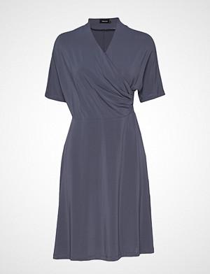 Residus kjole, Pomme Dress Knelang Kjole Blå RESIDUS