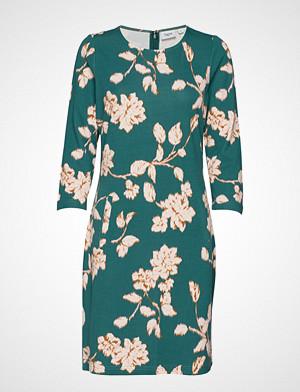 Saint Tropez kjole, U6505, Jersey Dress Above Knee Kort Kjole Grønn SAINT TROPEZ