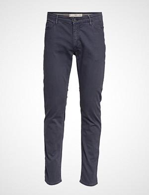 Mango Man collegegenser, Slim Fit Colored Alex Jeans Slim Jeans Blå MANGO MAN