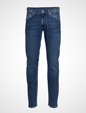 Gant collegegenser, D1. Tapered Gant Jeans Slim Jeans Blå GANT