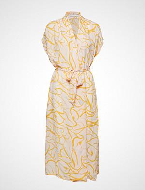Zambia ss kjole 6515 Gul Samsøe
