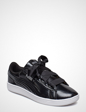 Puma sneakers, Puma Vikky V2 Ribbon P Sneakers Sko Svart PUMA