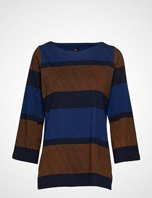 Nanso bluse, Ladies Blouse, Puomi Bluse Langermet Multi/mønstret NANSO