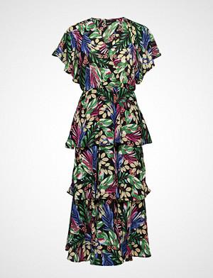 Gina Tricot kjole, My Dress Knelang Kjole Multi/mønstret GINA TRICOT