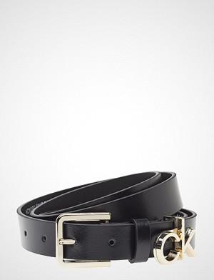 Calvin Klein belte, 2.5cm Ck Slider Belt Belte Svart CALVIN KLEIN