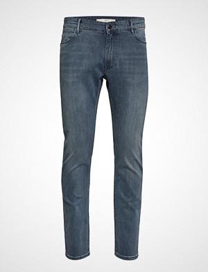 Mango Man collegegenser, Slim Fit Medium Wash Patrick Jeans Slim Jeans Blå MANGO MAN