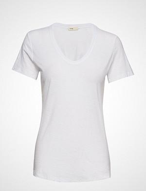 Levete Room T-skjorte, Lr-Any T-shirts & Tops Short-sleeved Hvit LEVETE ROOM