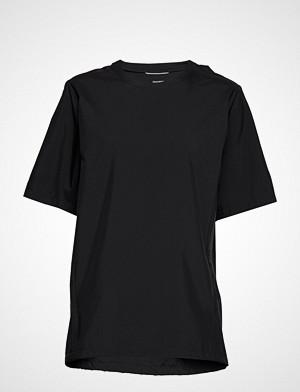 Houdini T-skjorte, Weather Tee T-shirts & Tops Short-sleeved Svart HOUDINI