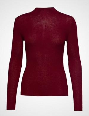 Sand T-skjorte, Fellini Rib - Eleri Top T-shirts & Tops Long-sleeved Rød SAND