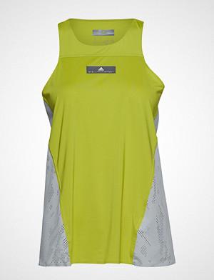 Adidas by Stella McCartney singlet, Run Loose Tank T-shirts & Tops Sleeveless Gul ADIDAS BY STELLA MCCARTNEY