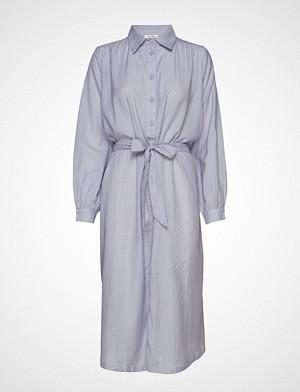 nué notes kjole, Anais Dress Knelang Kjole Blå NUÉ NOTES