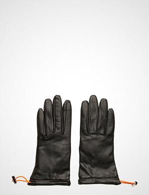 J.Lindeberg hansker, Jl Leather-Leather Glove Hansker Svart J. LINDEBERG