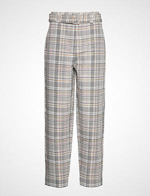 Gestuz bukse, Ginniegz Pants Ma19 Bukser Med Rette Ben Multi/mønstret GESTUZ