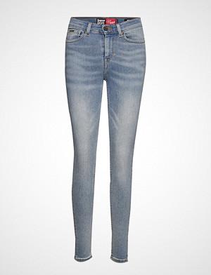 Superdry jeans, Super Vintage Skinny Jeans Blå SUPERDRY