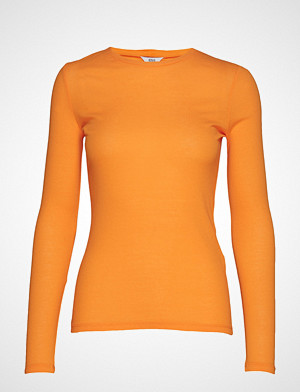 Envii genser, Envelda Ls Tee 5928 Strikket Genser Oransje ENVII