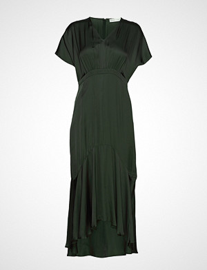 Karisaiw Dress Knelang Kjole Svart INWEAR