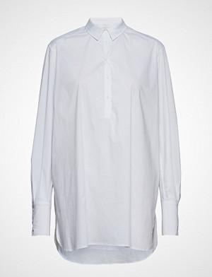 Munthe skjorte, Harlow Langermet Skjorte Hvit MUNTHE