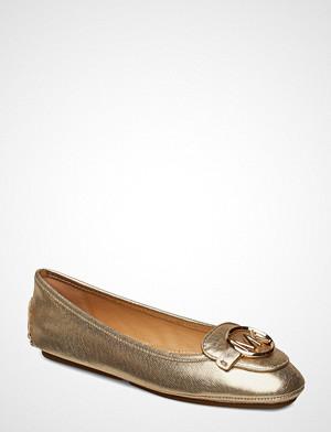 Michael Kors Shoes ballerinasko, Lillie Moc Ballerinasko Ballerinaer Gull MICHAEL KORS SHOES