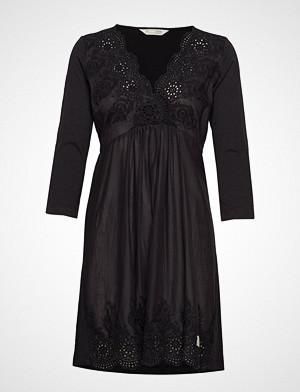 Odd Molly kjole, Backyard Dress Knelang Kjole Svart ODD MOLLY