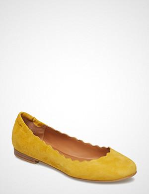 Billi Bi ballerinasko, Shoes Ballerinasko Ballerinaer Gul BILLI BI