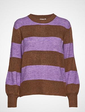 Ichi genser, Iheden Ls Strikket Genser Multi/mønstret ICHI