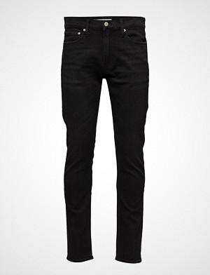 Calvin Klein collegegenser, Ckj 026: Slim (West Slim Jeans Svart Calvin Klein Jeans