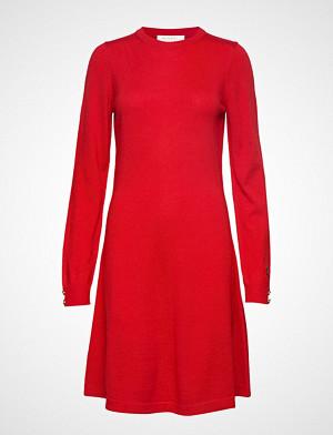 Busnel kjole, Astrid Dress Knelang Kjole Rød BUSNEL