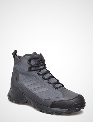Adidas Performance boots, Terrex Frozetrack Mid Cw Cp Snørestøvletter Støvletter Svart ADIDAS PERFORMANCE