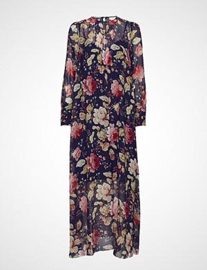 Notes du Nord kjole, Maggie Silk Maxi Dress Knelang Kjole Multi/mønstret NOTES DU NORD