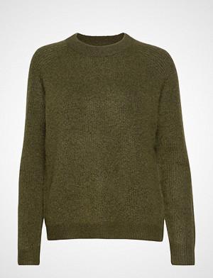 Envii genser, Enbobo Knit 5125 Strikket Genser Grønn ENVII