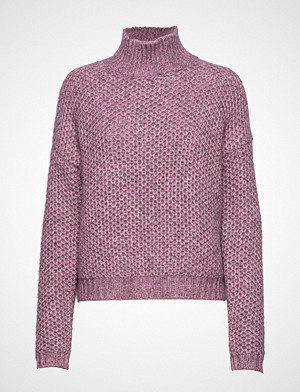HUGO genser, Suzanny Høyhalset Pologenser Rosa HUGO