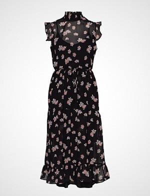 Levete Room kjole, Lr-Claudia Knelang Kjole Svart LEVETE ROOM