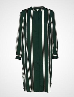 Lollys Laundry kjole, French Dress Knelang Kjole Grønn LOLLYS LAUNDRY