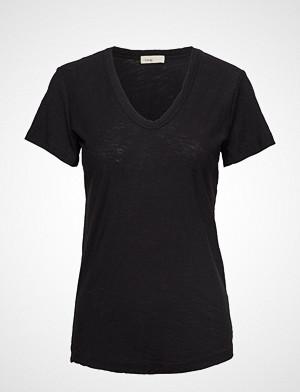 Levete Room T-skjorte, Lr-Any T-shirts & Tops Short-sleeved Svart LEVETE ROOM