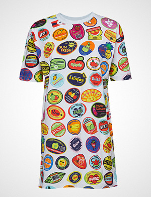 Love Moschino kjole, Love Moschino-Dress Kort Kjole Multi/mønstret LOVE MOSCHINO