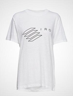 Iro T-skjorte, Lucie T-shirts & Tops Short-sleeved Hvit IRO