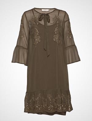 Cream kjole, Sissel Dress Kort Kjole Grønn CREAM