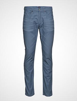 GAP collegegenser, Slim Ltwt Canvas Blue Slim Jeans Blå GAP