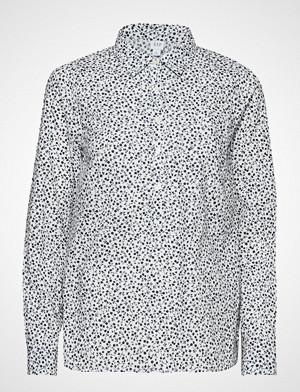 GAP skjorte, V-Bf Popover Shrt - Prt Langermet Skjorte Multi/mønstret GAP