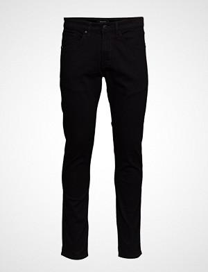 Matinique collegegenser, Penn Slim Jeans Svart MATINIQUE