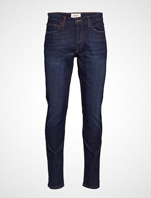 HKT BY HACKETT collegegenser, Hkt Core Rns Wsh Denim Slim Jeans Blå HKT BY HACKETT