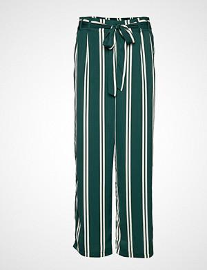 Lollys Laundry bukse, Aila Pants Vide Bukser Grønn LOLLYS LAUNDRY