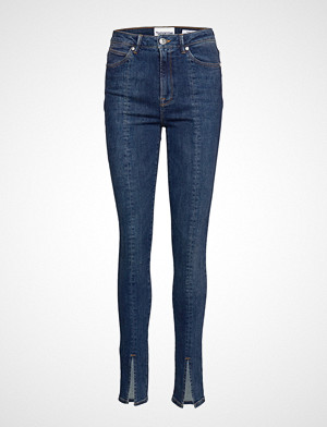 Tomorrow jeans, Bowie Hw Jeans Special Prato Skinny Jeans Blå TOMORROW